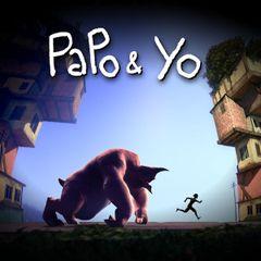 Jaquette Papo & Yo