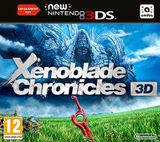 Jaquette Xenoblade Chronicles 3D