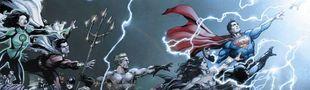 Cover Collection DC Rebirth VF d'Urban Comics