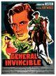 Affiche Le Général invincible