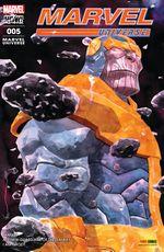 Couverture La Chute d'un Dieu - Marvel Universe (Marvel France 5e série), tome 5