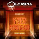 Pochette Yves Montand - Olympia Octobre 1981 (Live)