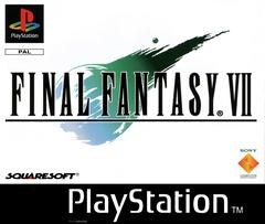 Jaquette Final Fantasy VII