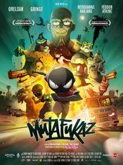 Affiche Mutafukaz