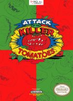 Jaquette Attack of the Killer Tomatoes