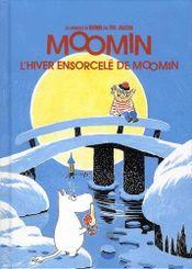 Couverture L'hiver ensorcelé de Moomin