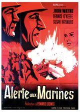 Affiche Alerte aux marines