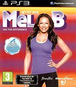 Jaquette Get Fit With Mel B.