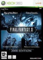 Jaquette Final Fantasy XI : Édition 2008