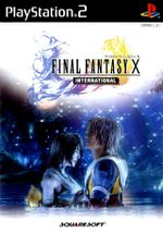 Jaquette Final Fantasy X International