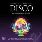 Pochette Greatest Ever! Disco: The Definitive Collection