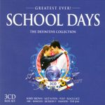 Pochette Greatest Ever! School Days: The Definitive Collection