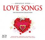 Pochette Greatest Ever! Love Songs: The Definitive Collection