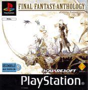Jaquette Final Fantasy Anthology : Édition européenne