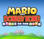 Jaquette Mario and Donkey Kong: Minis on the Move