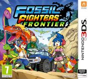 Jaquette Fossil Fighters: Frontier
