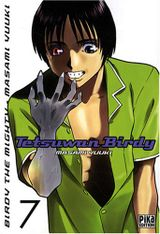 Couverture Tetsuwan Birdy, tome 7
