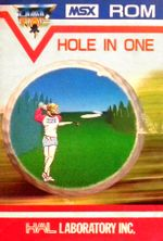 Jaquette Hole in One