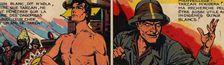 Cover Tarzan : variations