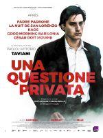 Affiche Una questione privata