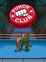 Jaquette Punch Club