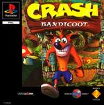 Jaquette Crash Bandicoot