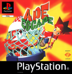 Jaquette Ape Escape