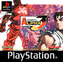 Jaquette Street Fighter Alpha 3