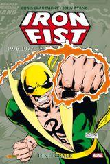 Couverture 1976-1977 - Iron Fist : L'Intégrale, tome 2