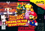 Jaquette Super Mario RPG : Legend of the Seven Stars