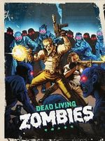 Jaquette Far Cry 5 : Dead Living Zombies