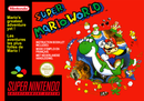 Jaquette Super Mario World