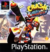 Jaquette Crash Bandicoot 3: Warped