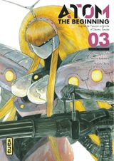 Couverture Atom : The Beginning, tome 3