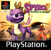 Jaquette Spyro 2: Gateway to Glimmer