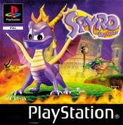 Jaquette Spyro the Dragon