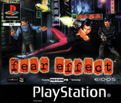 Jaquette Fear Effect