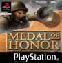 Jaquette Medal of Honor