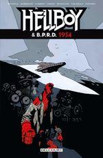 Couverture 1954 - Hellboy & B.P.R.D., tome 3