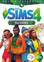 Jaquette Les Sims 4 : Saisons
