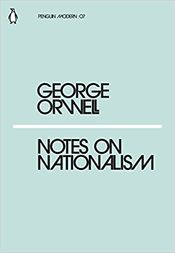 Couverture Notes on Nationalism