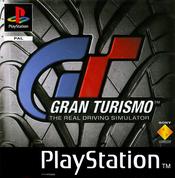 Jaquette Gran Turismo