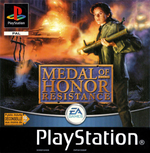 Jaquette Medal of Honor : Résistance