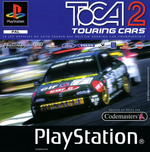 Jaquette TOCA 2 Touring Cars