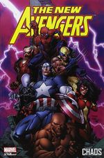 Couverture Chaos - The New Avengers, tome 1