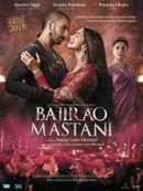Affiche Bajirao Mastani