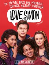 Affiche Love, Simon