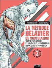 Couverture La méthode Delavier de Musculation, Tome 3