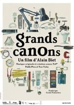 Affiche Grands Canons