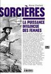 Couverture Sorcières : la puissance invaincue des femmes